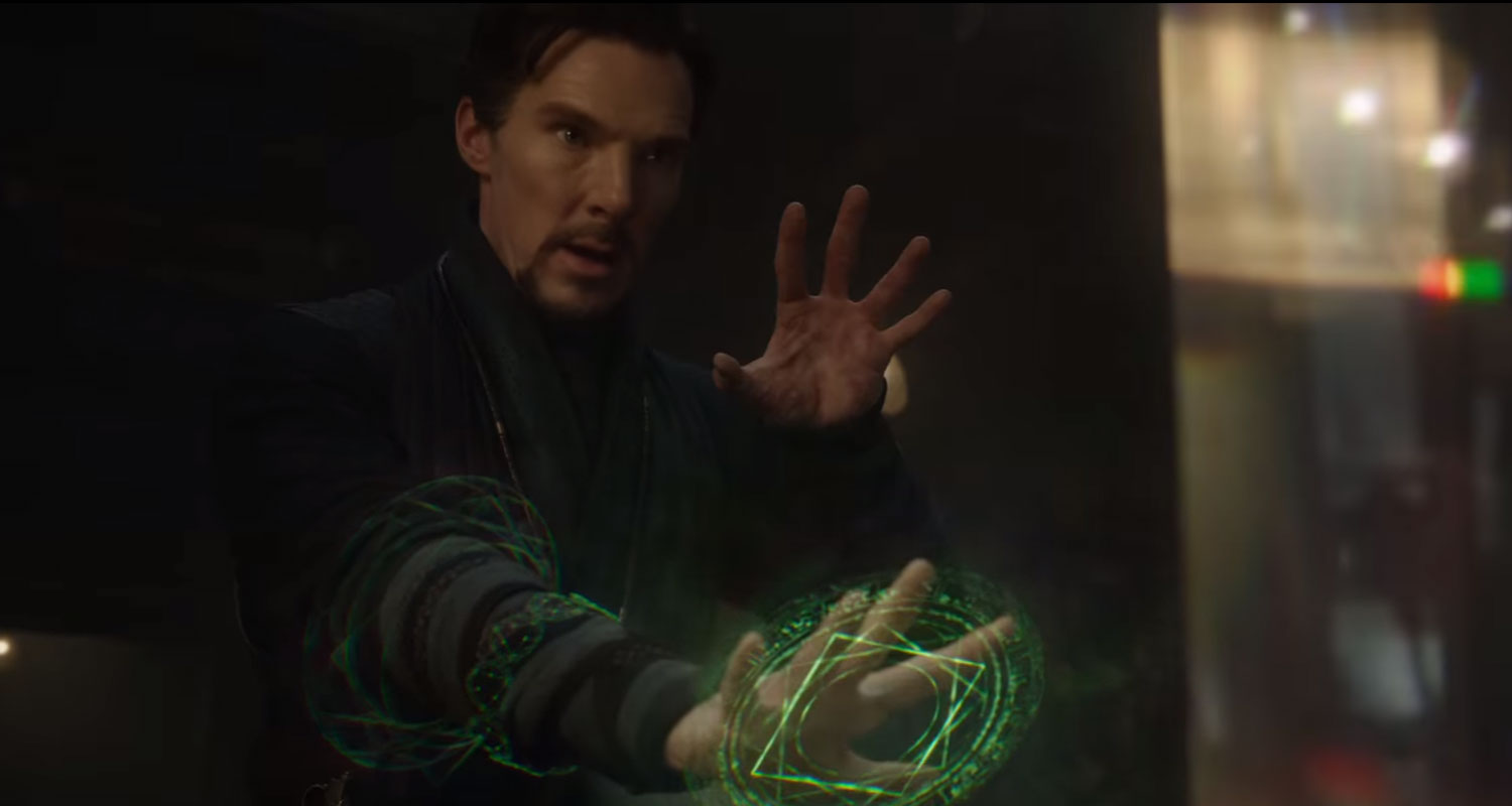 Image result for doctor strange 2016