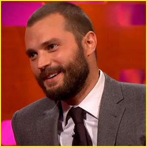 Jamie Dornan Tried to Make Dakota Johnson Laugh During '50 Shades' Sex Scenes