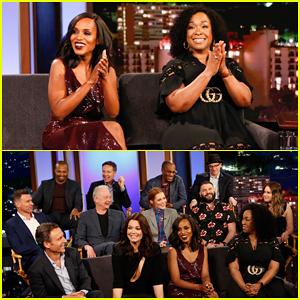 Shonda Rhimes Talks Casting Kerry Washington as 'Scandal's Olivia Pope: 'I Knew I Wanted Kerry'