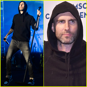 Adam Levine & Maroon 5 Perform at Philly Fights Cancer Event