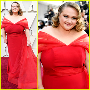 'Dumplin' Star Danielle Macdonald Attends Her First Oscars!
