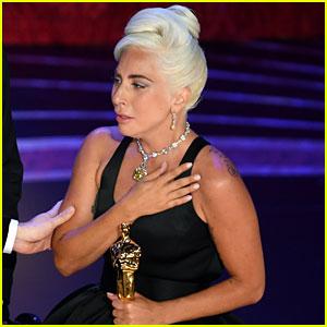 Lady Gaga Wins Best Original Song at Oscars 2019!