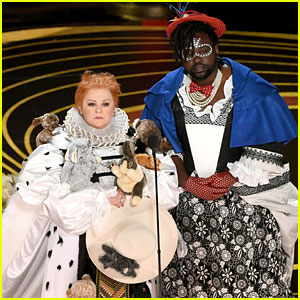 Melissa McCarthy & Brian Tyree Henry's Oscars 2019 Presenting Bit Is Amazing!
