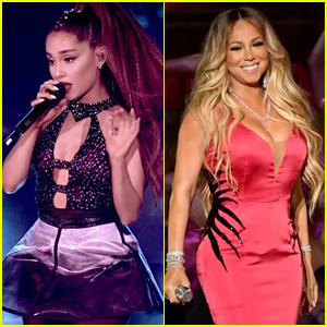 Ariana Grande Praises Mariah Carey as 'Queen of Everything' on Her Birthday