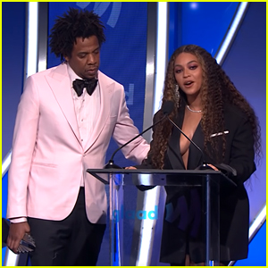 Beyonce & Jay-Z Emotionally Speak Out for LGBTQ Acceptance at GLAAD Media Awards 2019 - Watch!