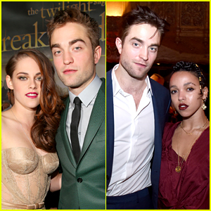 Robert Pattinson Reveals Where He Stands with His Famous Exes