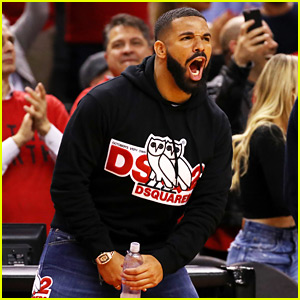 Drake Was Gifted a $769,000 Jacket by the Toronto Raptors!