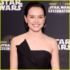 Daisy Ridley Spills on What Happened Her Final Day Shooting 'Star Wars'