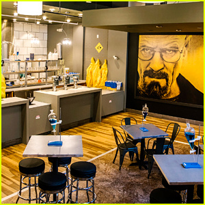 Take a Look Inside the 'Breaking Bad' Pop-Up Restaurant in L.A.