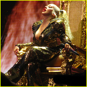 Christina Aguilera Performs 'The X Tour' at Wembley Arena in London