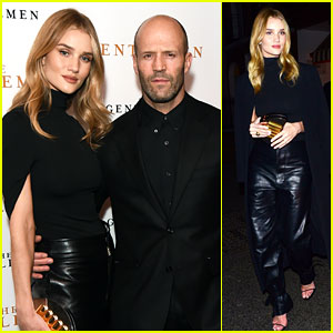 Rosie Huntington-Whiteley Reveals How Much Weight She Gained During Pregnancy