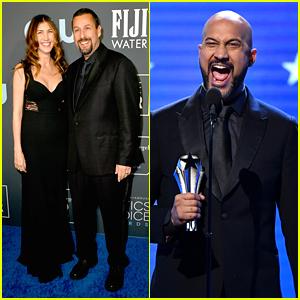 Adam Sandler, Keegan-Michael Key, Seth Meyers & More Hit Up Critics Choice Awards 2020