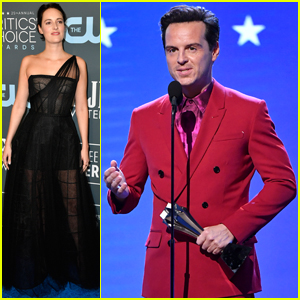 Fleabag's Phoebe Waller-Bridge & Andrew Scott Win at Critics Choice Awards 2020!