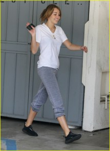 Miley Cyrus Pilates Princess 169461
