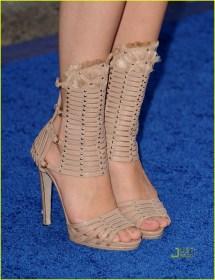 Selena Gomez Teen Choice Awards 2010 Red Carpet