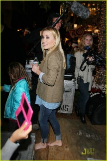 Emily Osment Red Kettle Concert Cutie 398038