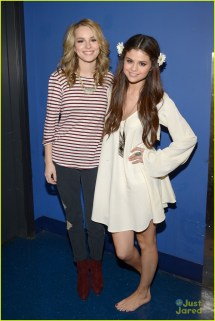 Selena Gomez & Bridgit Mendler Unicef Concert Pics