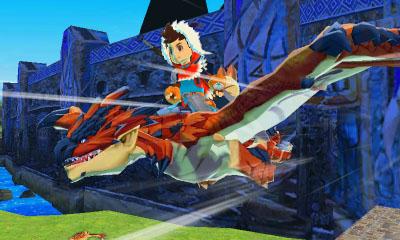 Une démo sur Switch pour tous — Monster Hunter XX