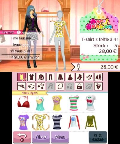 La Nouvelle Maison Du Style Astuce : nouvelle, maison, style, astuce, Nintendo, Présente, Nouvelle, Maison, Style™, Looks, Stars