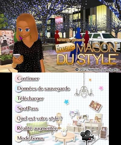 La Nouvelle Maison Du Style Astuce : nouvelle, maison, style, astuce, Détails, Données, Nintendo, Présente, Nouvelle, Maison, Style, Assistance