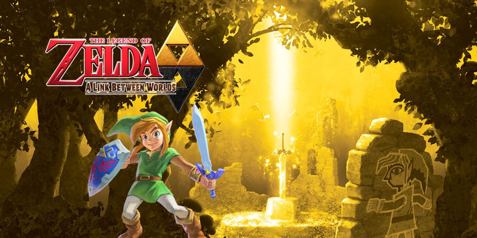 Zelda Ocarina Of Time 3d Wallpaper The Legend Of Zelda A Link Between Worlds Nintendo 3ds