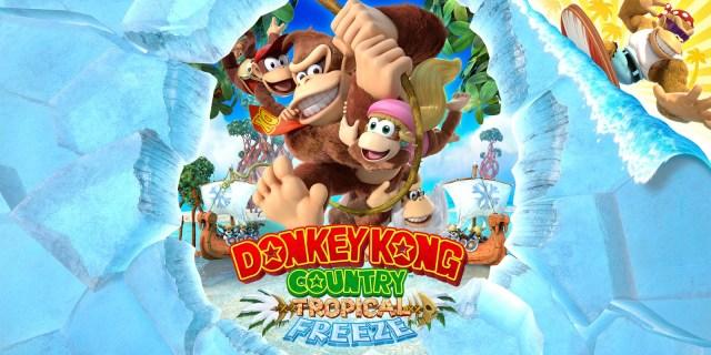 Donkey Kong Country: Tropical Freeze | Nintendo Switch | Jeux | Nintendo