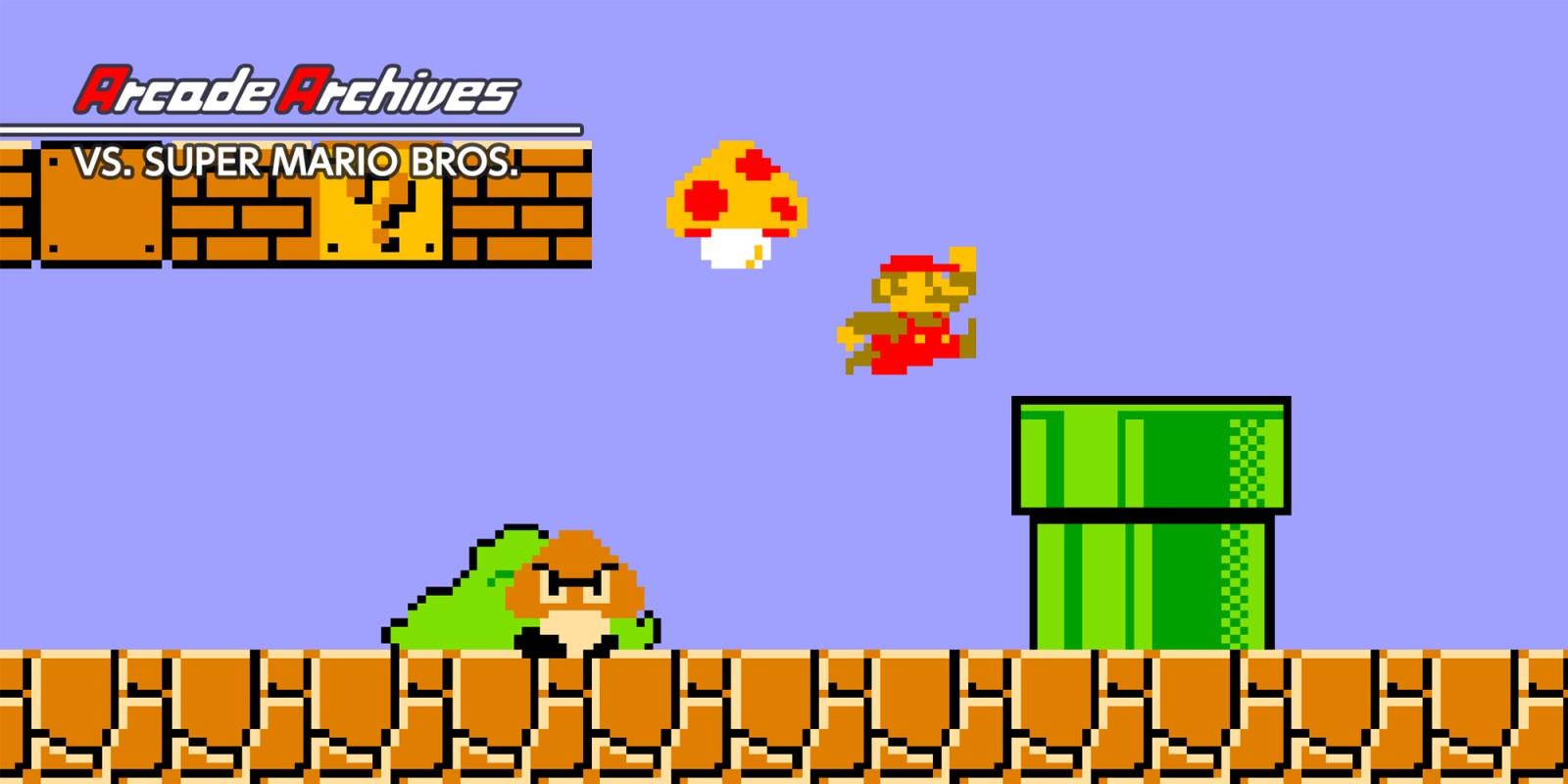 Arcade Archives VS SUPER MARIO BROS Jeux Tlcharger