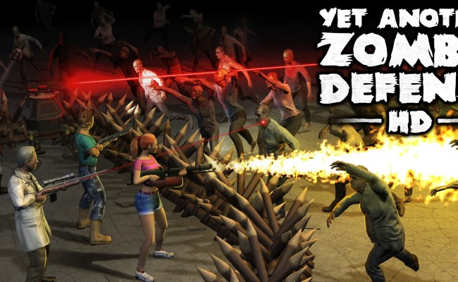 Yet Another Zombie Defense Hd Nintendo Switch Download