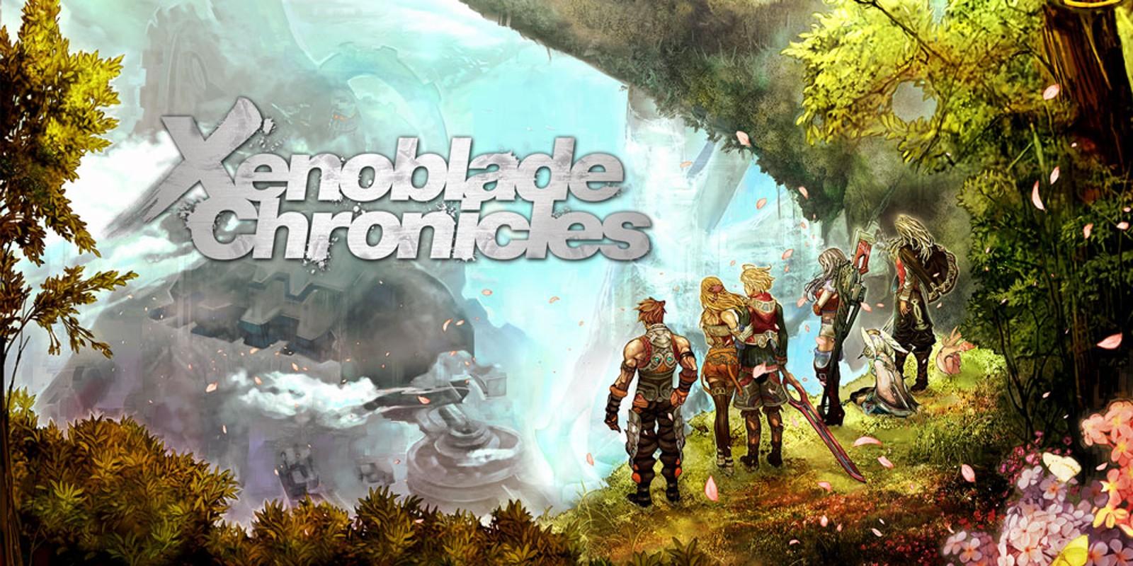 Xenoblade Chronicles Wii Jeux Nintendo
