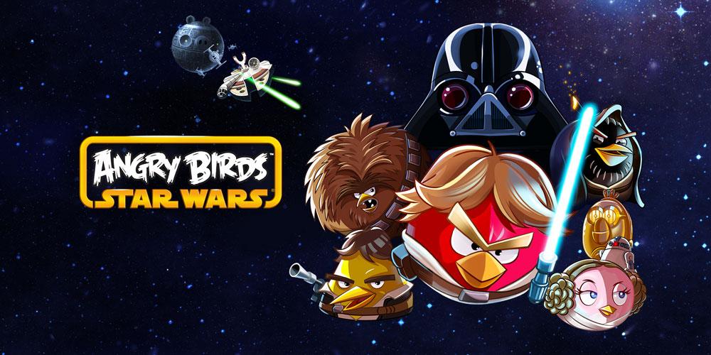 Angry Birds Star Wars Wii U Jeux Nintendo