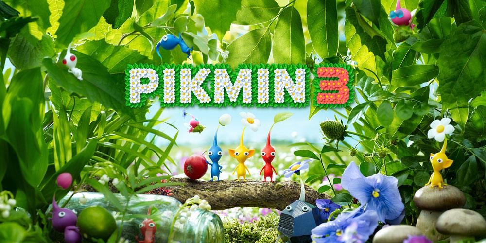 Pikmin 3 Wallpaper Hd Pikmin 3 Wii U Jeux Nintendo
