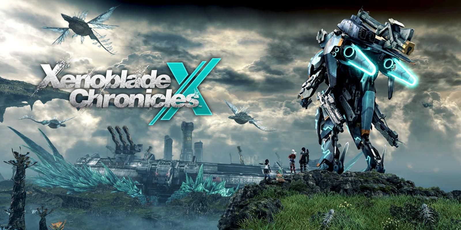 """Résultat de recherche d'images pour """"Xenoblade Chronicles X"""""""