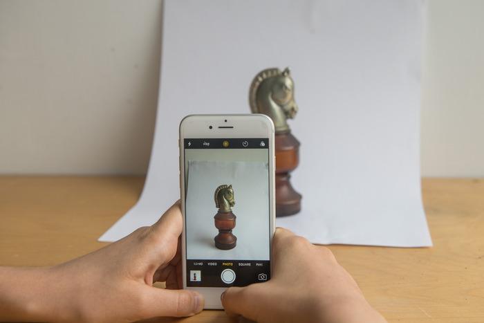 手機拍照如何抓光線