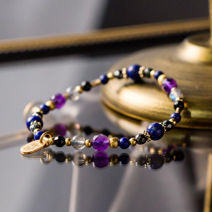 紫水晶可以促進貴人運