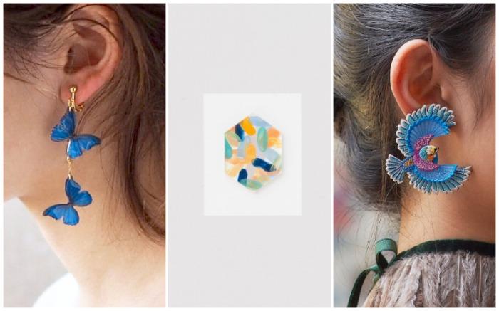 【Top 10 日本設計】絕美耳環、項鍊!日系手作感飾品推薦