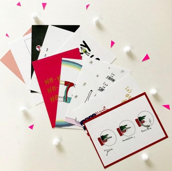2020 聖誕節 聖誕禮物 交換禮物 聖誕卡片