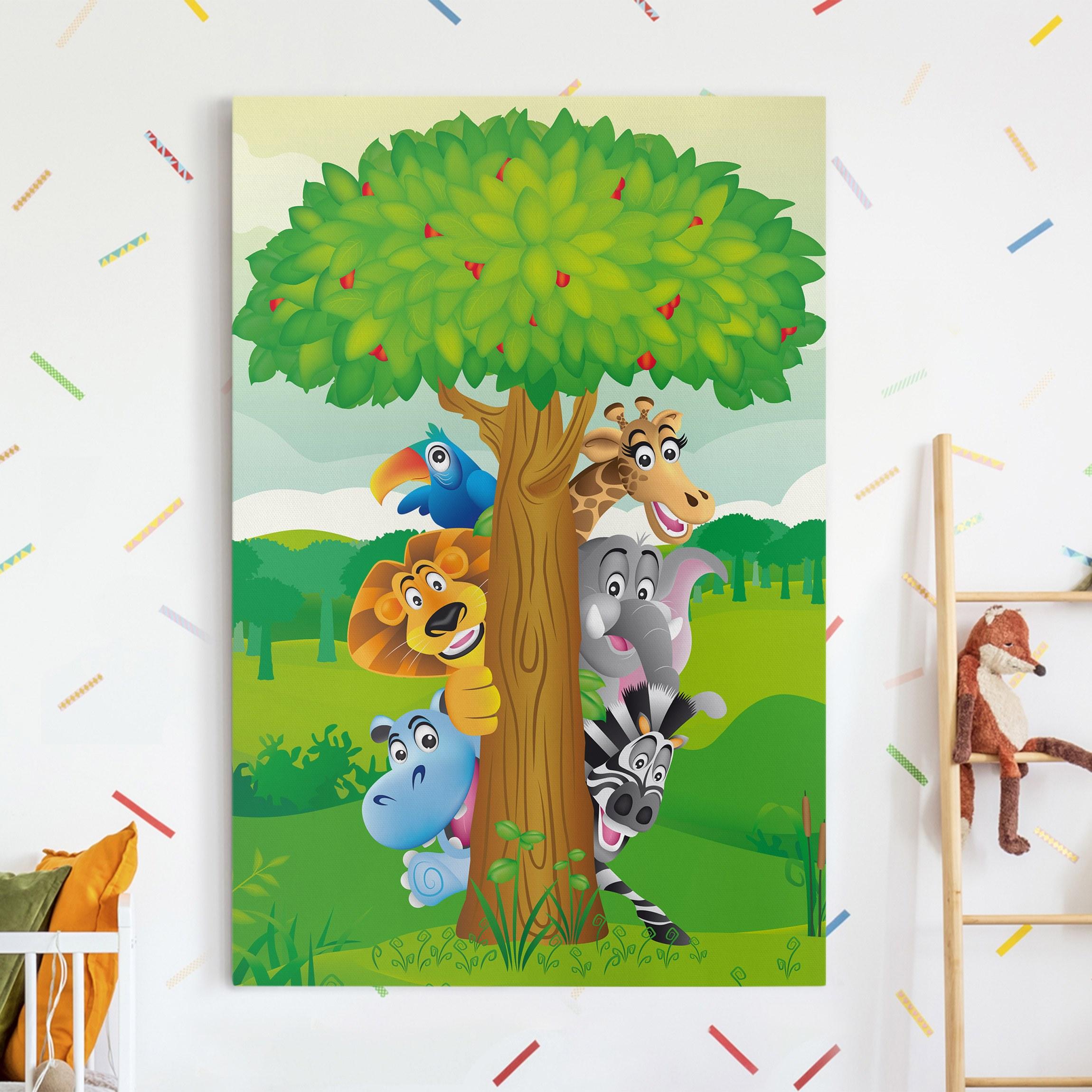 Kinderzimmer Bilder Leinwand kinderzimmer bilder auf