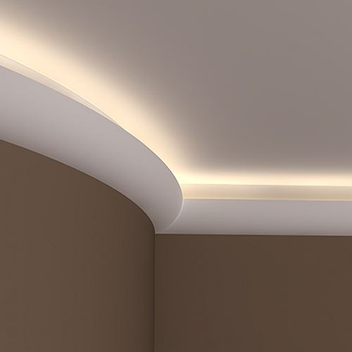 cornice molding decorative molding molding for indirect lighting molding for decoration 2 m 150225 profhome