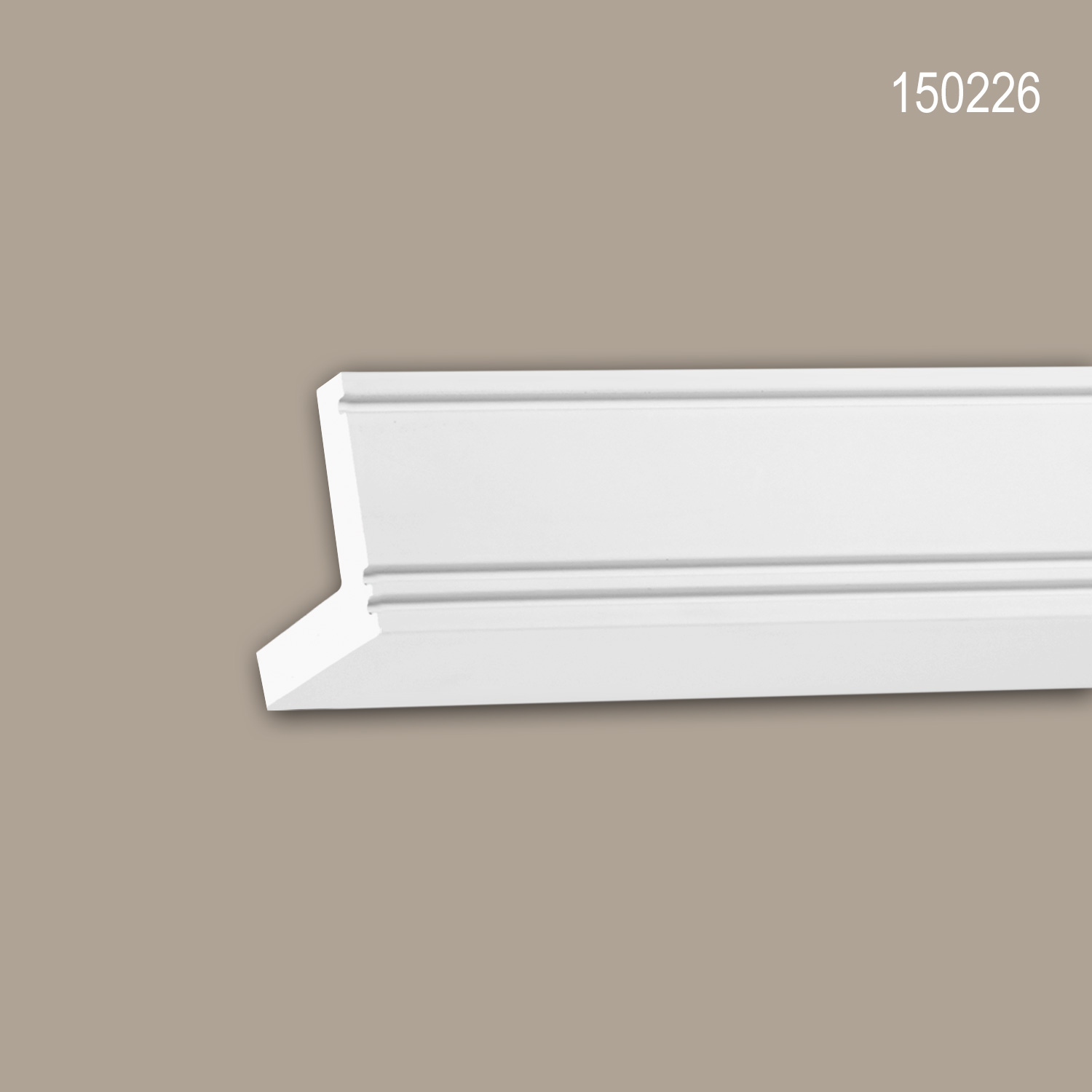 cornice molding decorative molding molding for indirect lighting molding for decoration 2 m 150226 profhome profhome shop