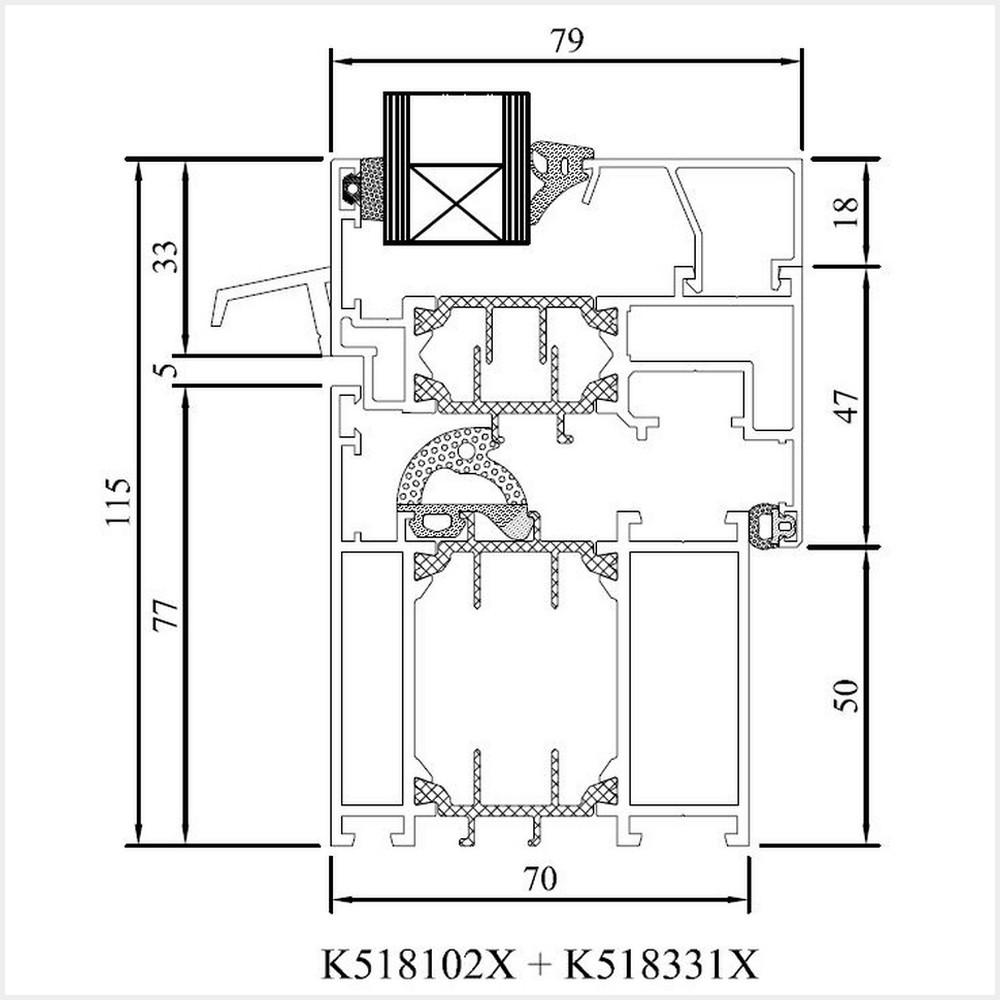 Favorit Fenster Mit Aufsatzrollladen Maße   Rohbaumaße Von Türen Und WF37