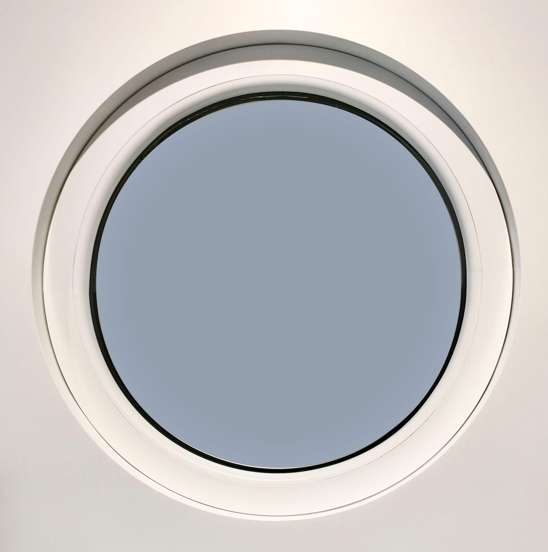 Rundfenster Bullauge Rundes Fenster Rund Fest 70Mm Rahmen Alle