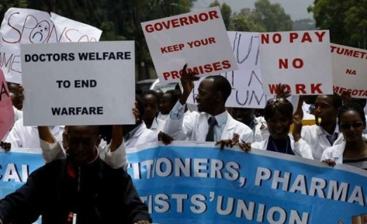 Kenya's Doctors' Strike 'Longest and Messiest' - allAfrica.com