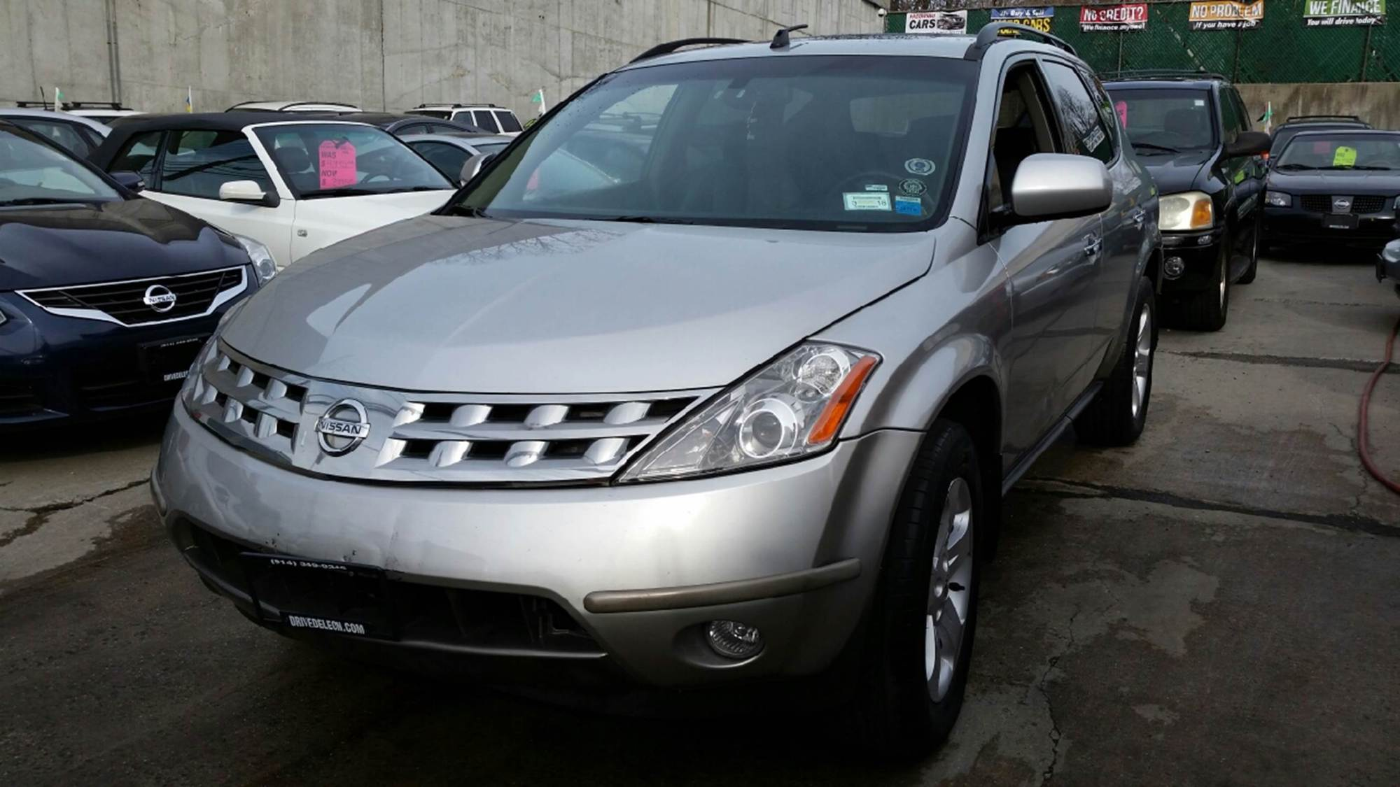 hight resolution of 2004 nissan murano