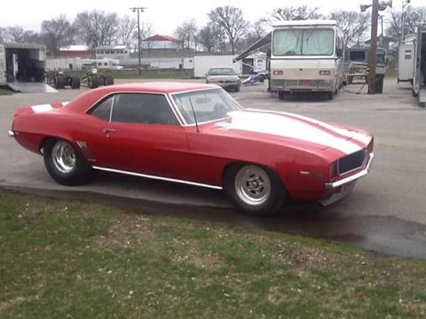 1969 chevrolet camaro for