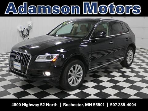 Audi Q5 For Sale In Minnesota