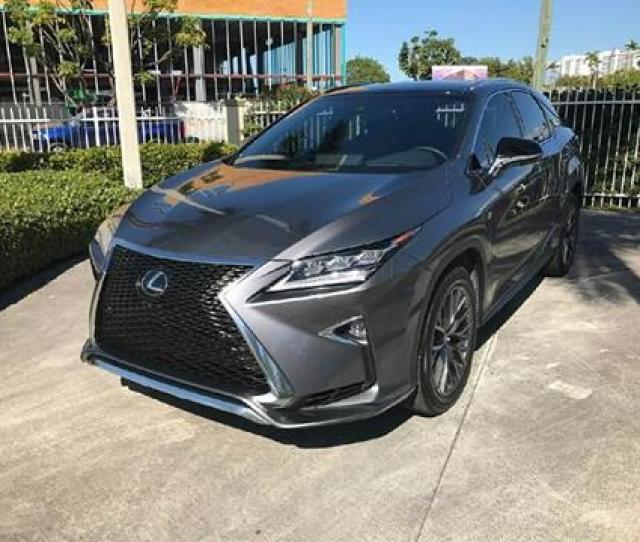 Lexus Rx  For Sale In Los Angeles Ca