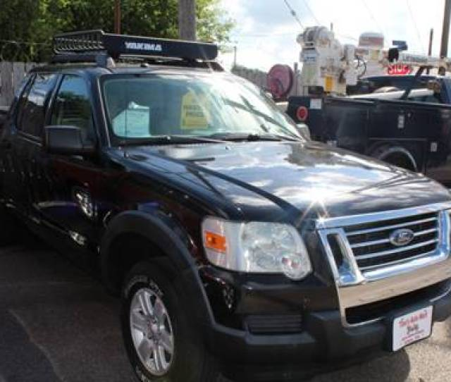 2007 Ford Explorer Sport Trac For Sale In Alice Tx
