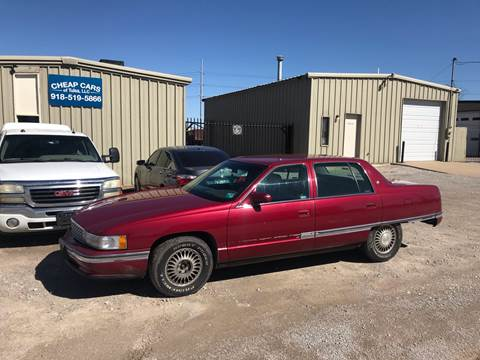 Cadillac For Sale In Tulsa Ok Cheap Cars Of Tulsa Llc