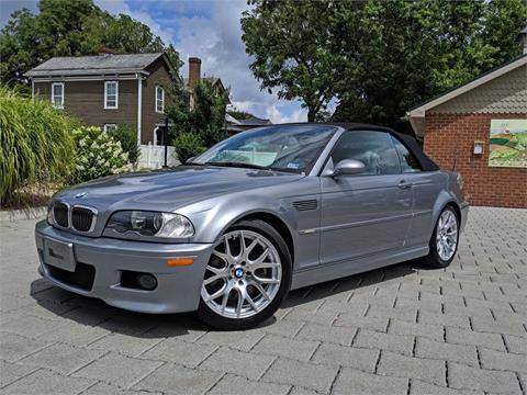 2004 bmw m3 for