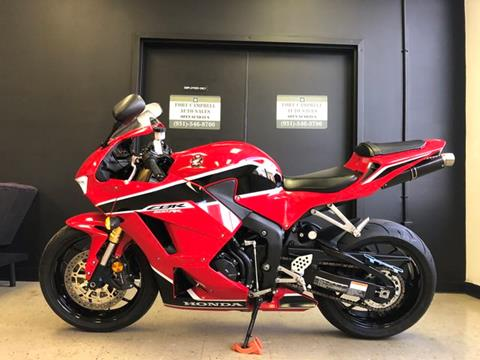 Used 2017 Honda CBR600RR For Sale - Carsforsale.com®